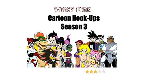 Winky dink cartoon hookups robin