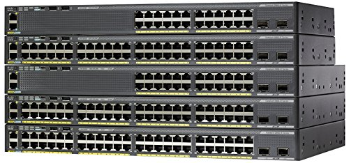Cisco Catalyst 2960XR-48FPS-I Ethernet Switch by Cisco