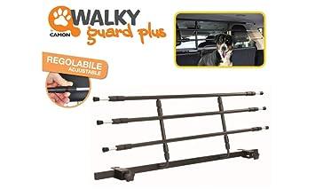 Camon walky guard plus.Divisorio per auto universale regolabile anche in altezza