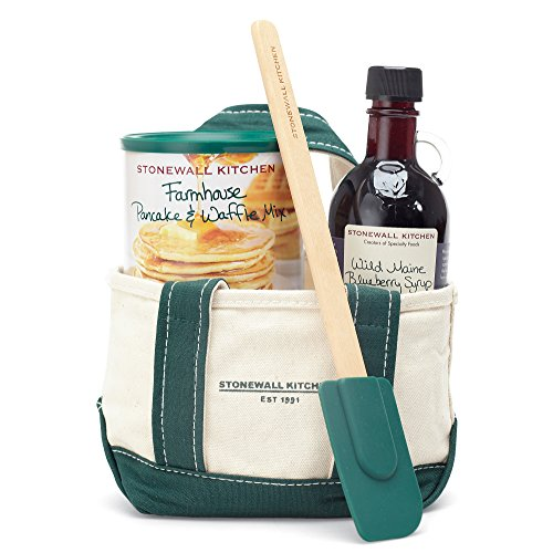 Stonewall Kitchen Blueberry Mini Tote 4 Piece Gift Set