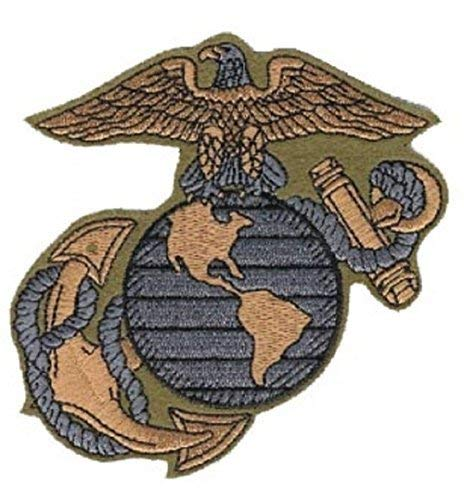 - U.S. Marine Corps Globe & Anchor 4