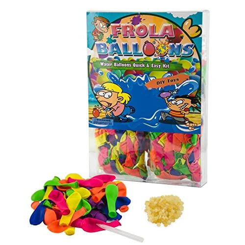 30%OFF Water Balloons Refill Quick & Easy Kit - 1000