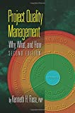 img - for Project Quality Management: Why, What and How, Second Edition book / textbook / text book