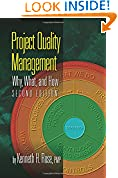 #10: Project Quality Management, Second Edition: Why, What and How
