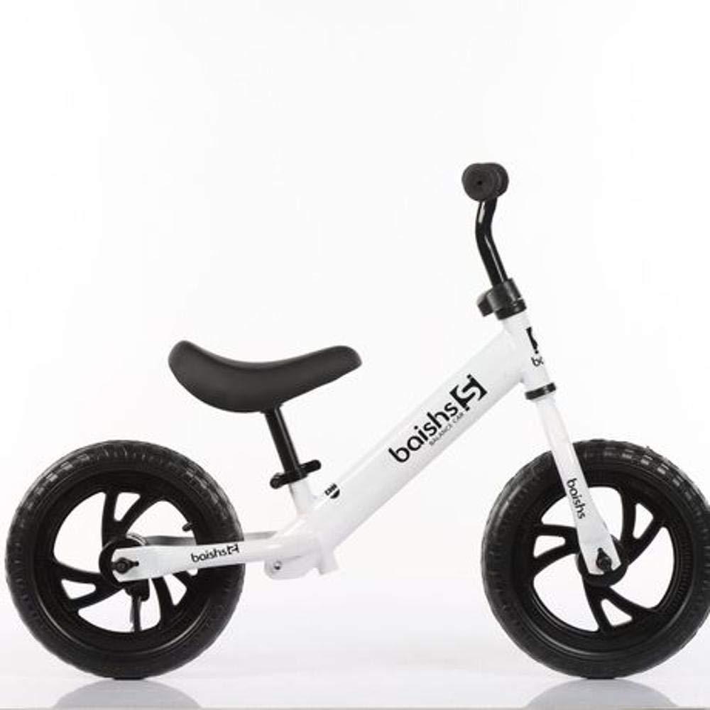 ERKEJI Equilibrio de Bicicleta Infantil para Bebe Andador de Dos ...