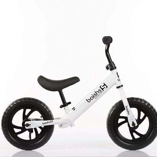 ERKEJI Equilibrio de Bicicleta Infantil para Bebe Andador de ...