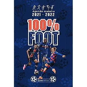 Agenda scolaire : Foot 2021-2022 9