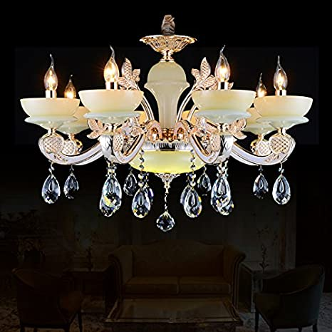 New arrival egypt asfour crystal glass jade candlestick crystal new arrival egypt asfour crystal glass jade candlestick crystal chandelier 8 lights for home aloadofball Image collections