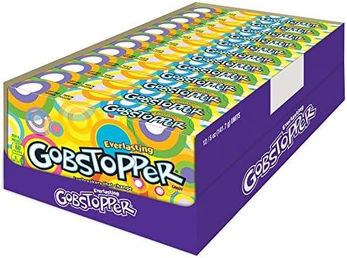 Everlasting Gobstopper Candy, Video Box, 5 Ounce (Pack of 12): Amazon.es: Alimentación y bebidas