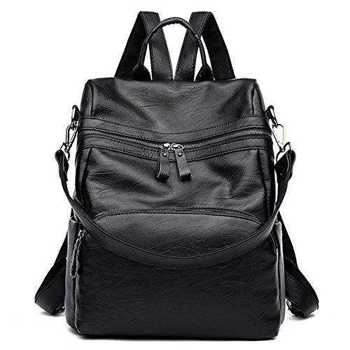 G-AVERIL - Bolso mochila  para mujer azul marino negro