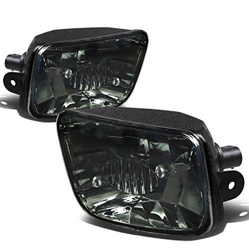 Chevrolet Trailblazer Driving Bumper Fog Light+Adjuster (Smoke Lens) - 1st Generation