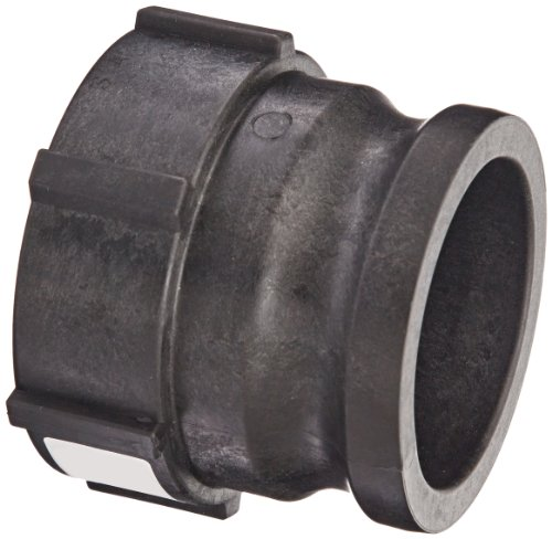 Dixon Valve & Coupling Valve PPA300 Polypropylene Type A Cam and Groove Fitting, 3
