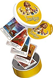 Timeline Classic Blister Eco – English Version - A game by Zygomatic | 2-8 Player Card Game | 15-30 Minutes Ga