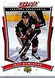 (CI) Jeff Hamilton Hockey Card