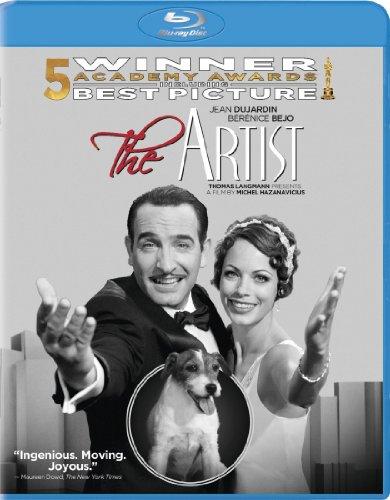 The Artist (+ UltraViolet Digital Copy) [Blu-ray] (The Artist)