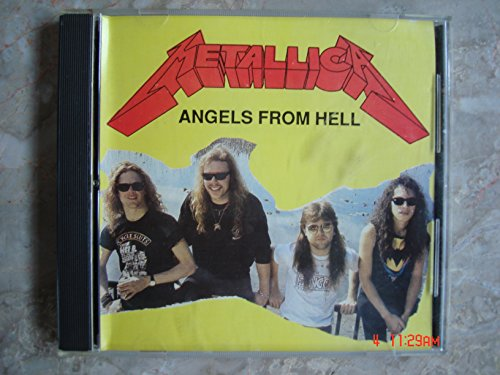 Metallica - Metallica - Angels From Hell - 80336 - 1990 - Zortam Music