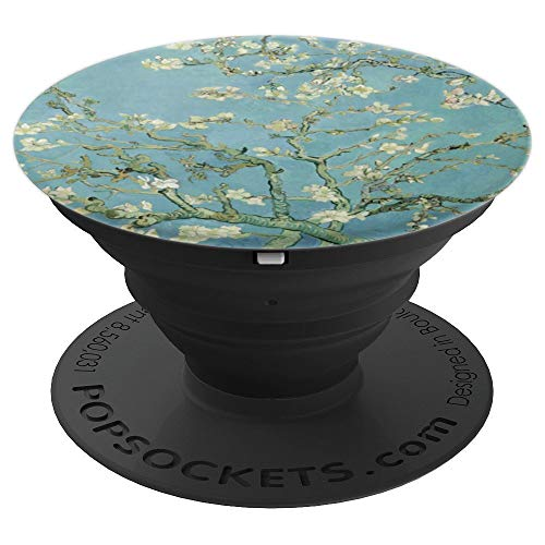 PopSockets: Vincent van Gogh Almond Blossoms - PopSockets Grip and Stand for Phones and Tablets