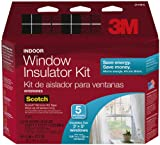 3M Indoor Window Insulator Kit, 62'' x 210''