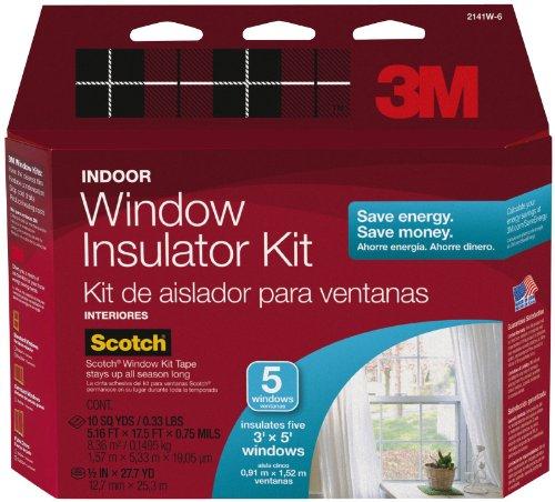3m window insulator kits - 8