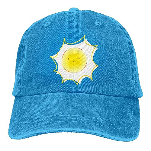 Cap Hats Sport Women for Yellow Sun Cowgirl Denim Skull Cowboy Men Hat xwpaAgqHW