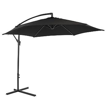 Bentley Garden 3m Hanging Banana Garden Patio Umbrella Parasol