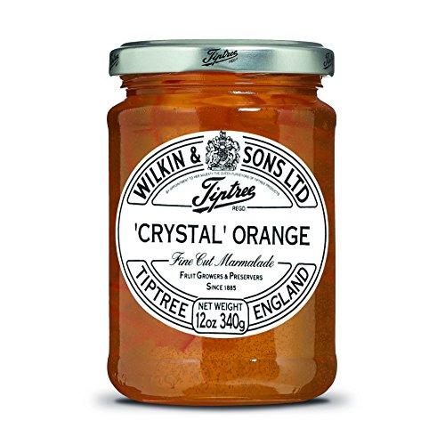 - Tiptree Crystal Orange Marmalade, 12 Ounce Jar