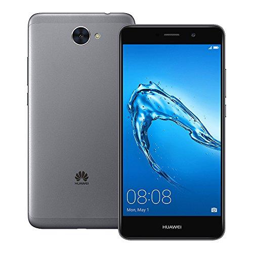 Huawei Y7 (TRT-LX2) 3GB / 32GB 5.5-inches Dual SIM Factory Unlocked - International Stock No Warranty (Grey)