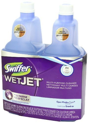 Swiffer Wetjet Multi Purpose Floor And Hardwood Cleaner