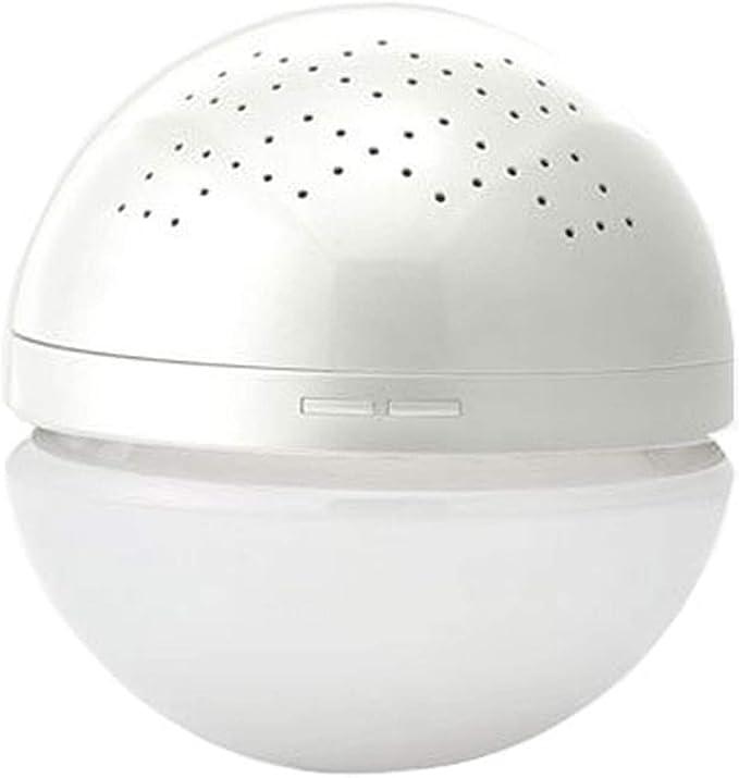 ベーシック マジックボール BASIC MAGIC BALL antibac2k [ ホワイト ] MB-18 空気清浄機 花粉 加湿器 アロマ