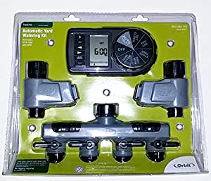 Orbit 345-179  Complete Automatic Timer Yard Watering Kit model #56041