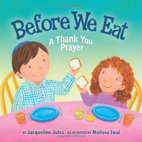 Before We Eat Thank Prayer product image