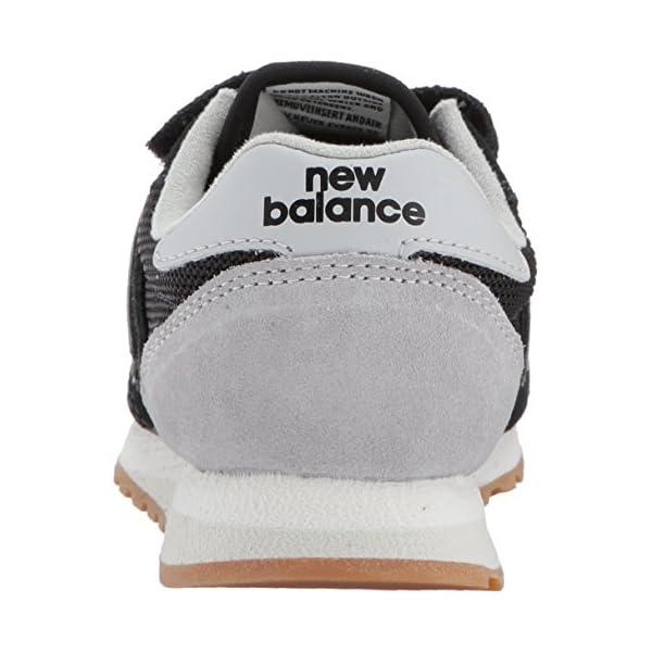 New Balance Kids KA520 Hook and Loop Sneaker