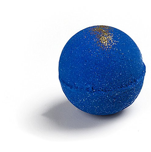 Intimate Bath and Body 5.5 oz Cleopatra Deep Blue Bath Bomb