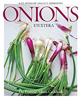 Onions Etcetera Essential Cookbook scallions ebook product image
