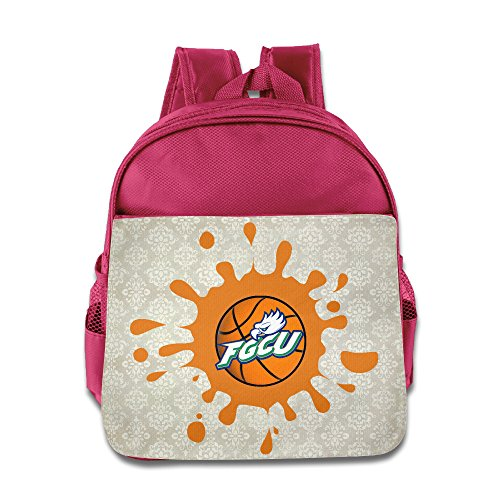 Price comparison product image DHome FGCU Eagle Basketball Children Knapsack School Pink