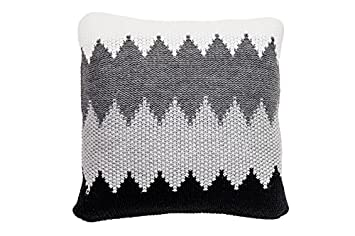New Haven – Knitted Pillow, Winter Frost