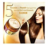 Wotryit Magical Hair Mask Restore Soft Hair For All Hair Types Keratin Hair - Deep Conditioner, Hydrating Hair Treatment Therapy, Repair Dry Damaged, Color Treated & Bleached Hair - Hydrates & Stimula