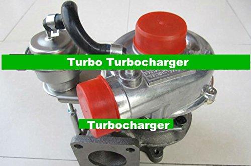 GOWE TURBINE TURBO Turbocharger for RHB5 VI58 VE130047 8944739540 oil cooled TURBINE TURBO Turbocharger Fit For Isuzu Trooper PIAZZA 4JB1TC Diesel 2.8L 1988-1991 ()