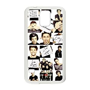 One Direction DIY Cover Case for SamSung Galaxy S5 I9600,personalized phone case ygtg-331733