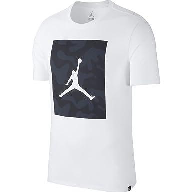 new style c3b33 f4334 Image Unavailable. Image not available for. Colour  Nike Jordan Sportswear  Jumpman P51 Camo Men s T-Shirt