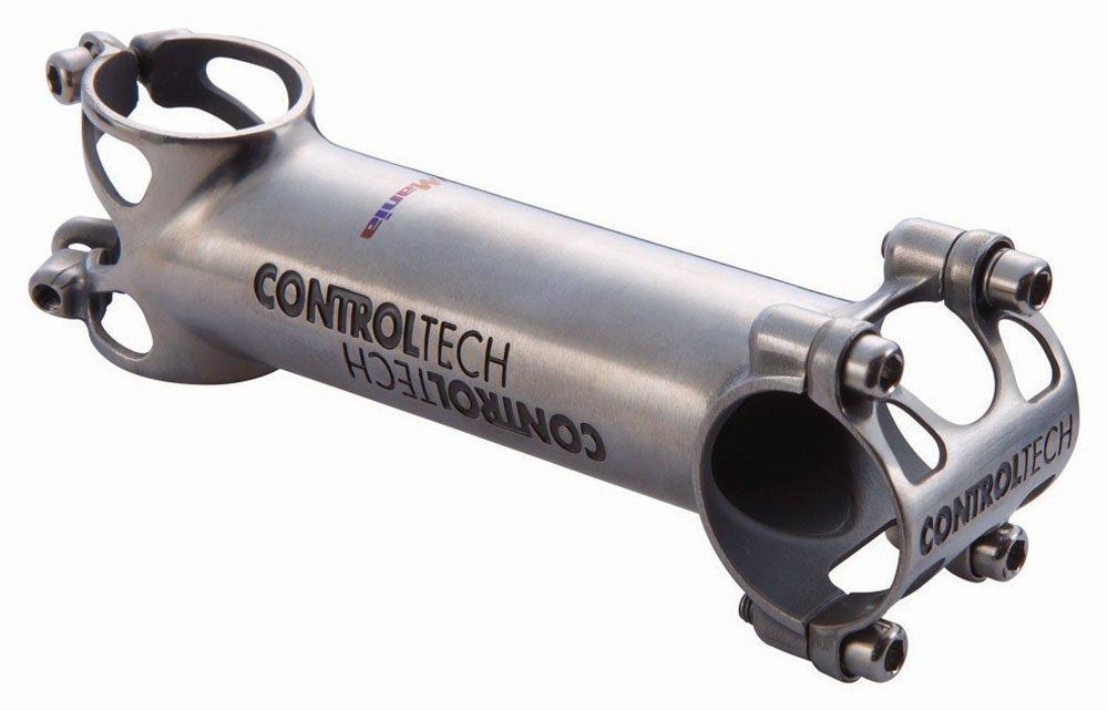 Control Tech TiMania MTB Stem, Silver