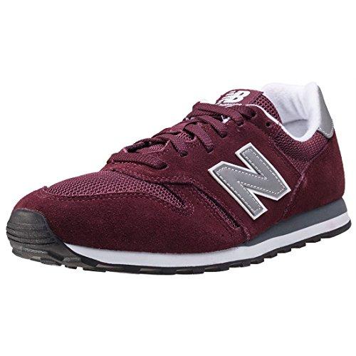 Uomo Balance Sneaker Borgogna 373 New ZqfwpX