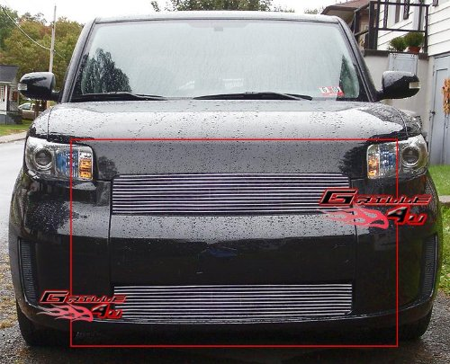 APS Fits 08-10 Scion XB Billet Grille Combo - Front Xb Scion Grill