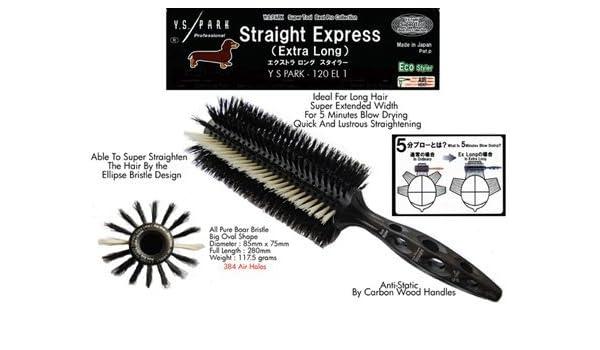 Amazon com : YS Park Hair Brush - Extra Long Styler YS120EL1