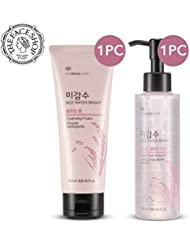 The Face Shop Rice Water Bright Cleansing Foam (150...