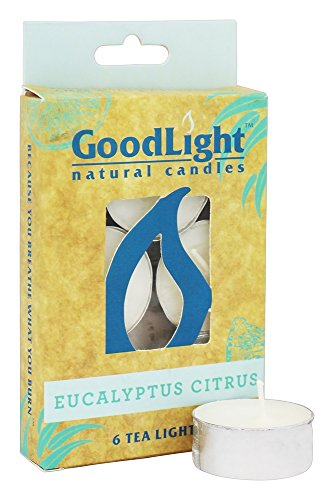 GoodLight Paraffin free Naturally Scented Eucalypyus product image