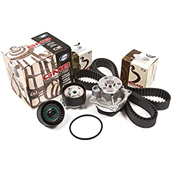 Evergreen TBK294BWP 00-04 Ford Focus Escape Mazda Tribute 2.0 DOHC ZETEC Timing Belt Kit GMB Water Pump