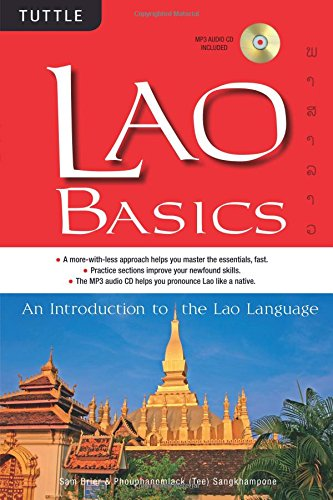 Lao Basics: An Introduction to the Lao Language (Audio CD Included) (Tuttle Basics)