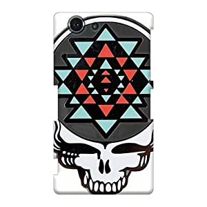 Sony Xperia Z3 Mini Hyq39ljGy Unique Design Stylish Grateful Dead Pictures Shock Absorbent Hard Phone Cases -luoxunmobile333