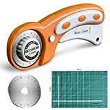 45mm Rotary Cutter with 1 Pcs Replacement Blade + 30x45 cm Double Sided